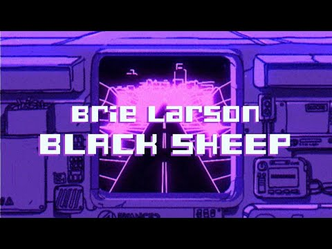 Metric - Black Sheep (Brie Larson Vocal Version) ft. Brie Larson Lyric Video