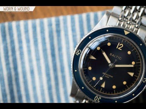 Review: The Baltic Aquascaphe Diver