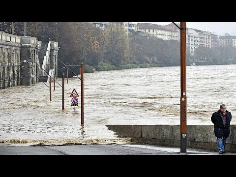 Πλημμύρες και μεγάλες καταστροφές στην Ιταλία