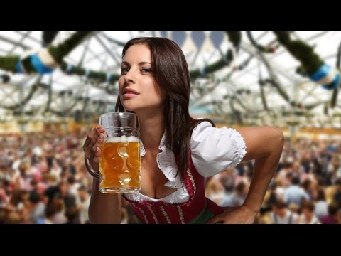 all'oktoberfest il divertimento è assicurato!