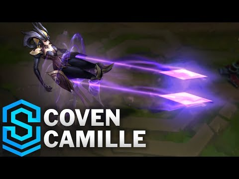 Camille Tiên Hắc Ám - Coven Camille