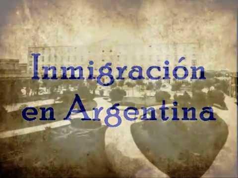 Inmigración en Argentina VDA