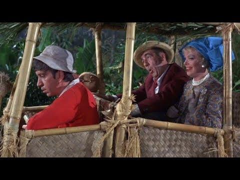 Gilligan's Island Bamboo Car