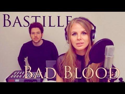 Tekst piosenki Natalie Lungley - Bad Blood po polsku