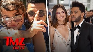 Video The Weeknd Whacked Selena   TMZ TV MP3, 3GP, MP4, WEBM, AVI, FLV Maret 2018