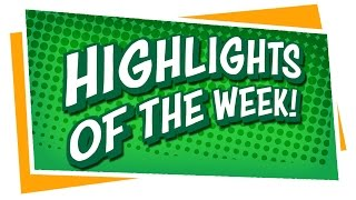 Pungence Highlights of the Week! - Sept 2014 Week 4