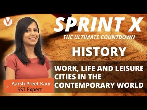 CBSE Class 10 SST | History - Work, Life & Leisure - Contemporary World |EXPECTED Questions for 2019