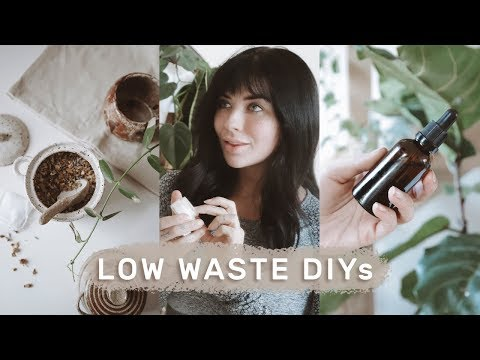 Low Waste DIYs Actually Worth Making