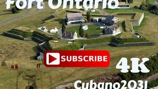 Oswego (NY) United States  city pictures gallery : Fort Ontario,Oswego,NY -Shot with a DJI Phantom 3 Standard 4K