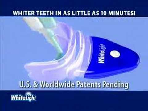 White Light Whitelight Tooth Teeth Personal Oral Whitening System