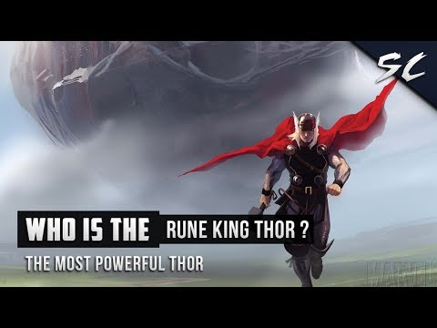 Who Is The Rune King Thor? #1 Explained In Hindi