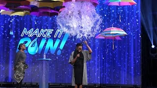 Video Ellen Makes It Rain… and Pays Off Your Debt! MP3, 3GP, MP4, WEBM, AVI, FLV Februari 2018