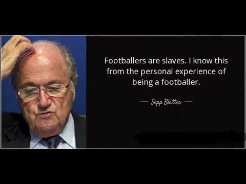 Funny Quotes By Football Players & Mangers