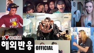 Video 방탄소년단(BTS) - 피 땀 눈물/해외반응(Blood, Sweat & Tears) live stage reaction MP3, 3GP, MP4, WEBM, AVI, FLV Juni 2019