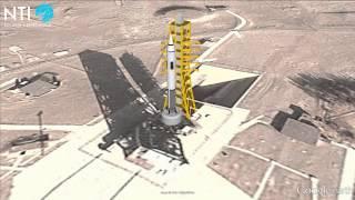 Jiuquan China  city photo : Jiuquan Space Launch Center (Shuangchengzi Missile Test Center) - China