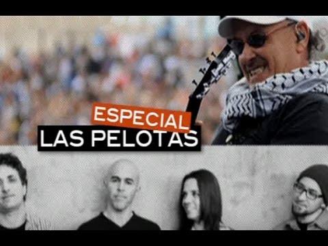 Las Pelotas video Especial CM - Cerca de las nubes