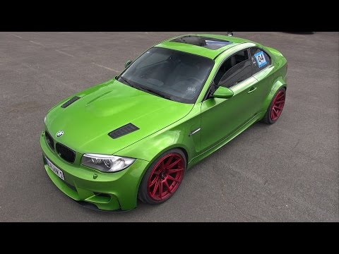 BMW 1M Coupe Hulk