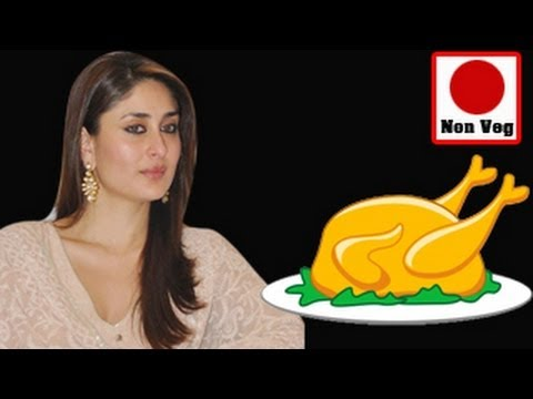 Kareena Kapoor turns Non Vegetarian for Saif Ali K