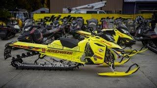 4. Sunshine: 2015 Ski-Doo T3 174 Turbo | Aerocharger
