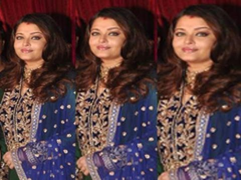 Aishwarya Rai  gained weight