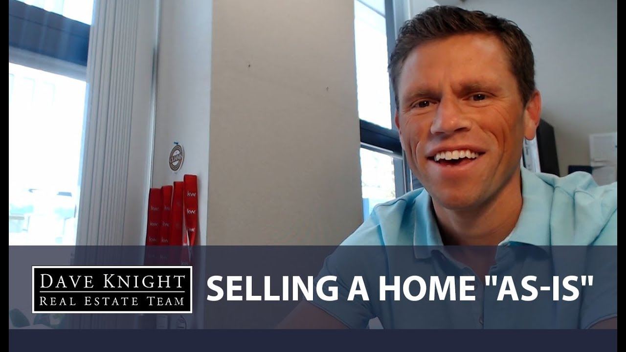 How to Sell a Home As-Is