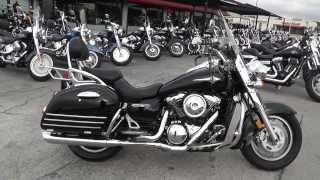 4. 013601 - 2007 Kawasaki Nomad VN1600D - Used Motorcycle For Sale