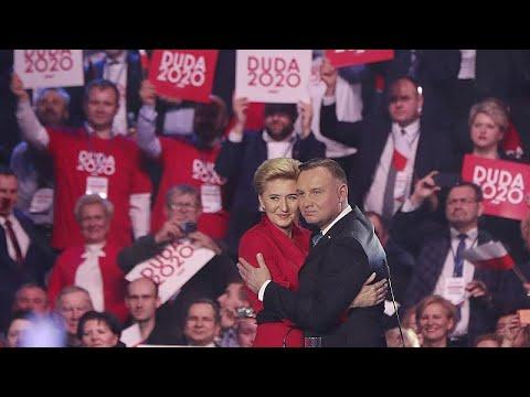 Στους ρυθμούς των προεδρικών εκλογών η Πολωνία