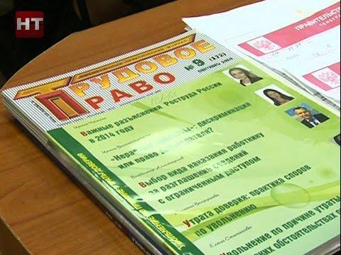 Руководитель региональной трудовой инспекции Александр Розбаум провел брифинг