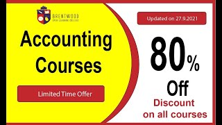 Accounting & Finance Diploma ( Level 4 )