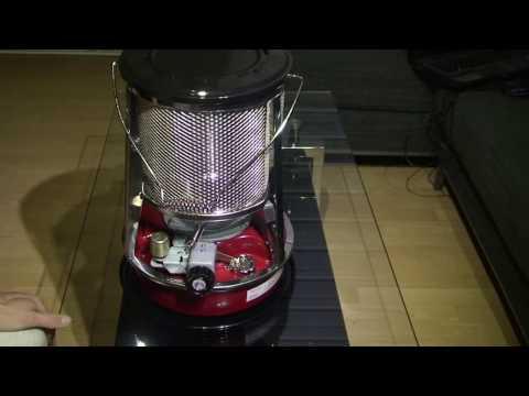 Produkttest - Petroleumheizung von AWN/Fujix im Test