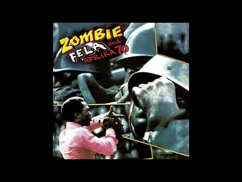 Fela Kuti - Zombie (Edit) (Official Audio)