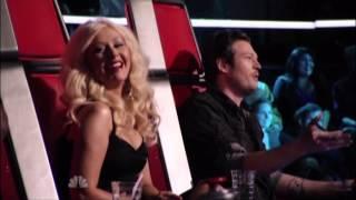 Christina Aguilera Laugh