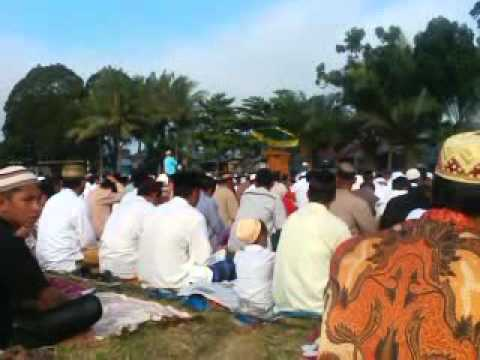 the best moment idul fitri 2012 (K.H Ahmad Suhaimi)