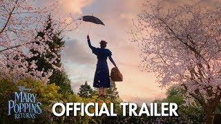 Video Mary Poppins Returns | Official Trailer MP3, 3GP, MP4, WEBM, AVI, FLV September 2018