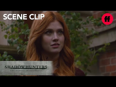 Shadowhunters | Season 2, Episode 5: Clary Searches For Iris For Magic | Freeform