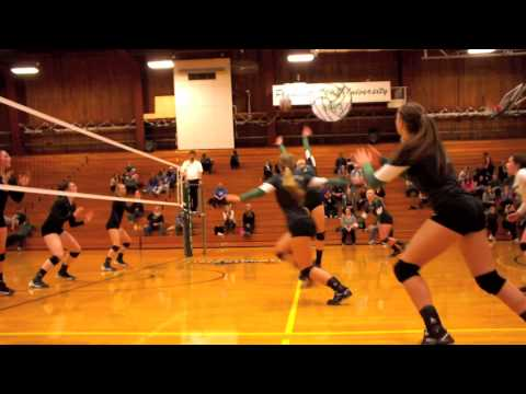 PSU Women's Volleyball vs. UMass Boston