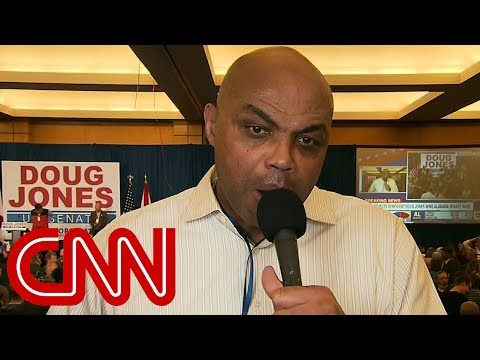 Charles Barkley: This was a referendum on Alabama