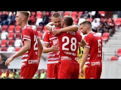 Hornyák Marcell gólja (DVTK - PMFC, 6. forduló)