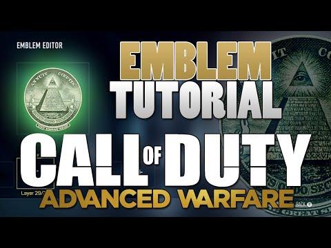 Illuminati Emblem Tutorial – Call of Duty: Advanced Warfare
