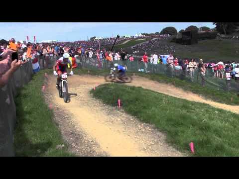 London 2012 Men's Mountain Bike Race – the Hadleigh Farm legacy