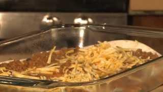 Burrito Pie Recipe-How to Make Burrito Pie