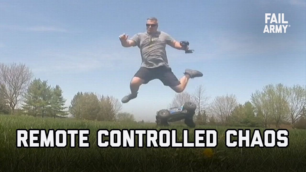 Remote Controlled Chaos (September 2020) | FailArmy