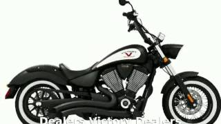 8. 2012 Victory Vegas Zach Ness -  Details Transmission motorbike Dealers Features Specs