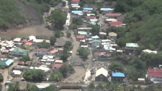 Watch video of the west coastline of Dominica. This was captured today, August 28, 2015 from helicopter.
