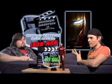 (Directors - Crandall and Mercy finish the trilogy in reverse order by finally reviewing the first film of Marvel Phase One, 2008's IRON MAN, directed by Jon Favreau. Fiv...