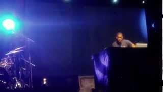Flying Lotus LIVE @ Coachella 2012 Part 1