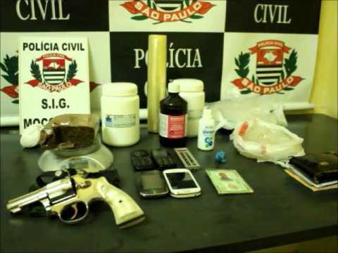 Polícia Civil prende suspeito de tráfico em Arceburgo/MG e comparsas em Monte Santo de Minas/MG