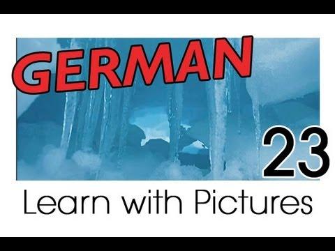 Learn German – German Winter Vocabulary