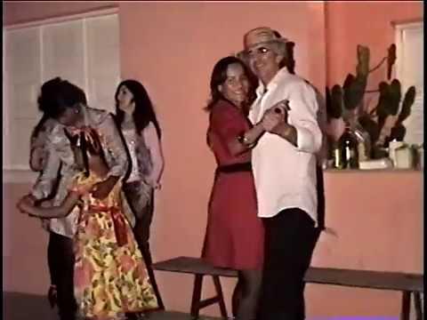 São João na casa de Dolores de Tia Sinhá em Dom Basílio. 2009 a 2011