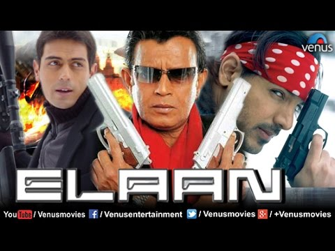 Elaan | Hindi Movies | John Abraham Movies | Bollywood Action Movies